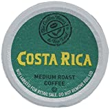 coffee bean costa rica - Coffee Bean & Tea Leaf Single Serve Coffee Cups, Costa Rica, Compatible with 2.0 K-Cup Brewers, 64 Count (4/16ct boxes)