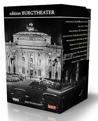 Burgtheater - Gesamtbox 31-40 [10 DVDs]: Amazon.de: Hans Moser ...