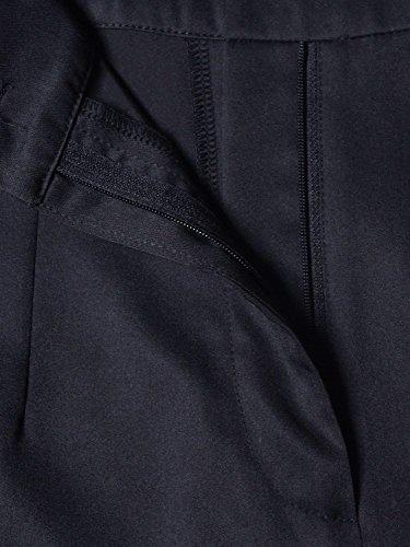 Palazzo Culotte Pantaloni Comodo Tempo Pantalone High Monocromo Elegante Waist Nero Primaverile Mieuid Cute Pantalone Chic Larghi Libero Estivi Baggy Donna gp8xB