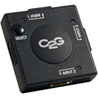 C2G/Cables to Go 40734 3-Port HDMI Auto Switch