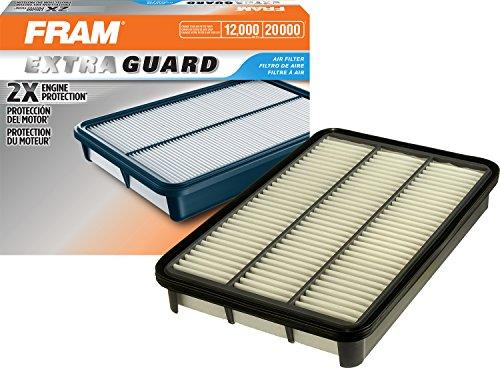 FRAM CA8067 Extra Guard Rigid Panel Air (1995 Isuzu Rodeo Reviews)