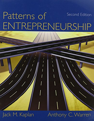 The Ernst & Young Business Plan Guide, Third Edition with Patterns of Entrepreneurship 2nd Edition Set