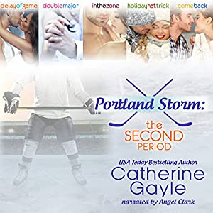 Portland Storm: The Second Period Audiobook