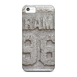 XHDCows8726XoBKm Cynthaskey Awesome Case Cover Compatible With Iphone 5c - Harambe Africa 1961