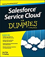 Salesforce Service Cloud For Dummies Front Cover