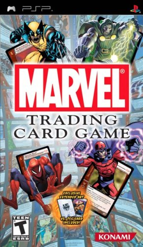 marvel trading card game ds review - 1