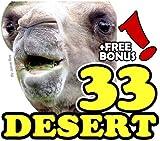 The 33 Desert Animals (33 Animals   Animal Fact Books for Kids Book 7) (English Edition)
