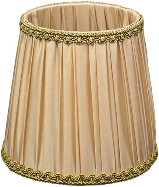 Pantalla de lámpara de mesa con clip moderno para lámpara de araña ...