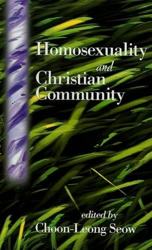 Homosexuality and Christian Community (American Jewish Civilization)