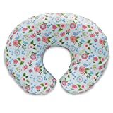 Best Pillow Slipcovers - Boppy Pillow Slipcover, Blue Classic Fresh Flowers Review