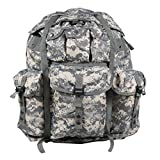 Rothco Large Alice Pack with Frame, ACU Digital