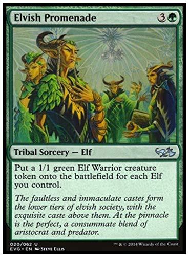 Magic: the Gathering - Elvish Promenade - Duel Decks: Elves vs Goblins