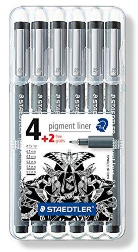 Staedtler-Pigment-Liner-Bonus-Sketch-Set-of-6-Liners-for-the-Regular-Price-of-42-free-308SB6P