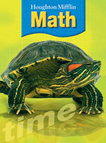 Houghton Mifflin: Math, Level 4: HOUGHTON MIFFLIN: 9780618590940 ...