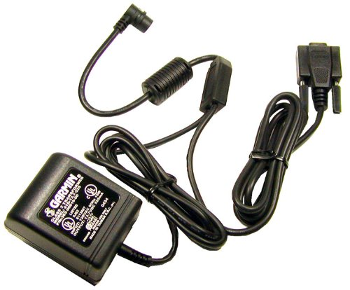Garmin A/C and PC Adapter for GPS II Plus, GPS III Plus and GPS 12XL (Connect Garmin Gps Pc)