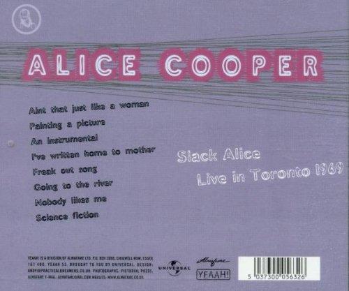 Slack Alice Live in Toronto 69