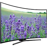 SAMSUNG Televisor LED 55' Smart TV HD 4K Curvo HDMI 6M GTA Reacondicionado (Certified Refurbished) UN55MU6490FXZA