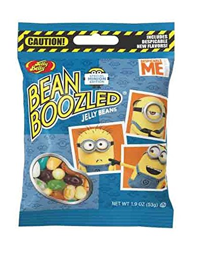 BeanBoozled Jelly Beans Special Minion Edition 1.9oz Bag