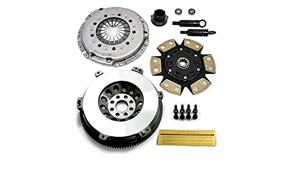 sachs-stage 3 HD Carrera Kit de embrague + cromo-molibdeno volante 92 - 98 BMW 325 328 M50 M52 E36: Amazon.es: Coche y moto