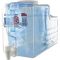 Arrow Plastic Beverage Dispenser, 3-Gallon