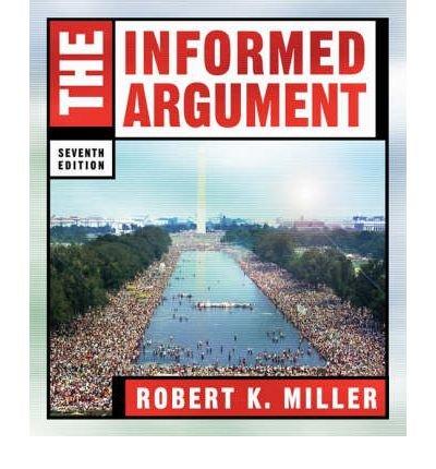 [(The Informed Argument)] [Author: Robert Miller] published on (October, 2006) pdf