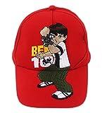 Red Ben 10 Alien Force Kids Adjustable Baseball Hat