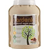 Body Nutrition Gardenia Vanilla Bean All Natural Vegan Protein 2.09 LB