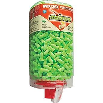 Moldex 6875 Meteors - Dispensador de tapones para los oídos, color verde brillante (500