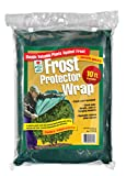 Easy Gardener Plant Protection Large Reusable Frost Blanket Wrap With Cinch Cord, Diameter 10 feet