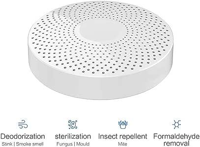 USB Purificador de Aire Esterilizador Generador de Ozono ...