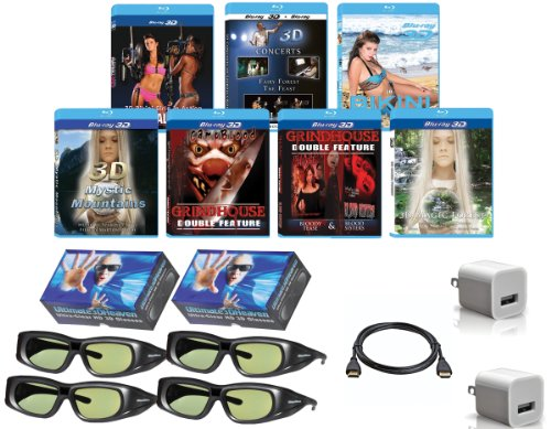 sharp 3d glasses aquos - 4