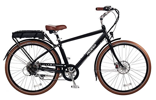 "Pedego City Commuter 28"" Classic Black with Black Balloon Package 48V 15Ah"