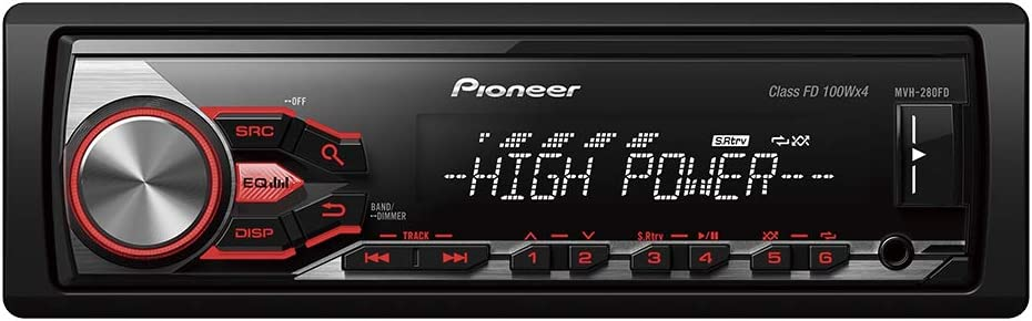 MVH 280FD-Pioneer Radio