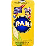 Harina P.A.N. Pre-Cooked White Corn Meal 1kg / P.A.N. Farine de maïs blanc précuite 1kg New Shipping Weight: 1 Kg New Manufacturer Name: Productos Alimenticios Nacionales