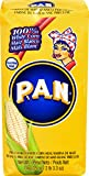 Harina Pan Pre-Cooked Corn Meal, White, 35.27 Ounce