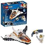 Lego City Space 60224 Missione di Riparazione satellitare (84 Pezzi) LEGO