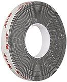 3M VHB Tape 4941, 0.5 in width x 5 yd length