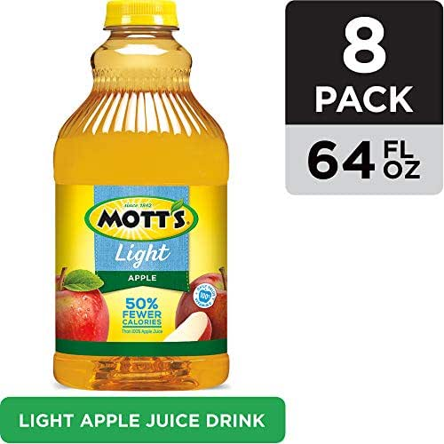 Fruit Juice: Mott's Light