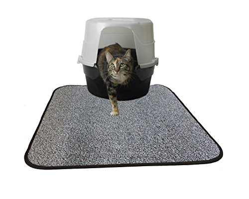 Imperial Cat Neat 'n Tidy, Heavy Duty Litter Mat for Pets by Imperial Cat