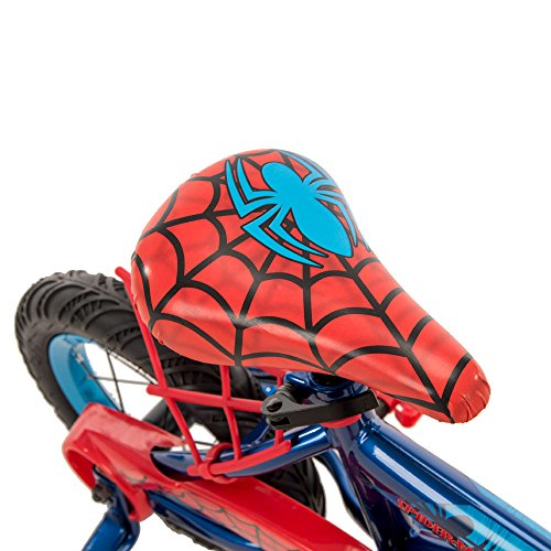 12'' Marvel Spider-Man Boys' Bike by Huffy Blue/Red by Huffy (Image #3)