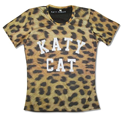 Katy Perry Cat Sublimated Womans Leopard Print