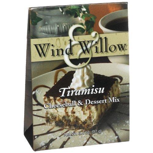 Cheeseball Willow - Wind & Willow Tiramisu Cheeseball & Dessert Mix by Wind & Willow