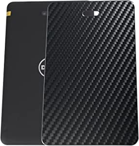 Puccy 2 Pack Back Screen Protector Film, compatible with Dell Venue 8 5000 (5830 Pro) 8