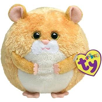 Ty Beanie Ballz - Flash the Hamster