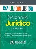 capa de Dicionário Jurídico