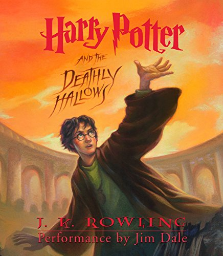 Harry Potter and the Deathly Hallows by Listening Library (Audio) (Image #2)