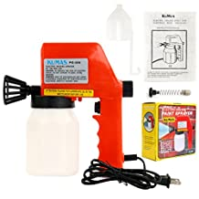 YaeTek Electric Air Less Paint Spray Gun Airless House Fence Sprayer Room Painting Tool