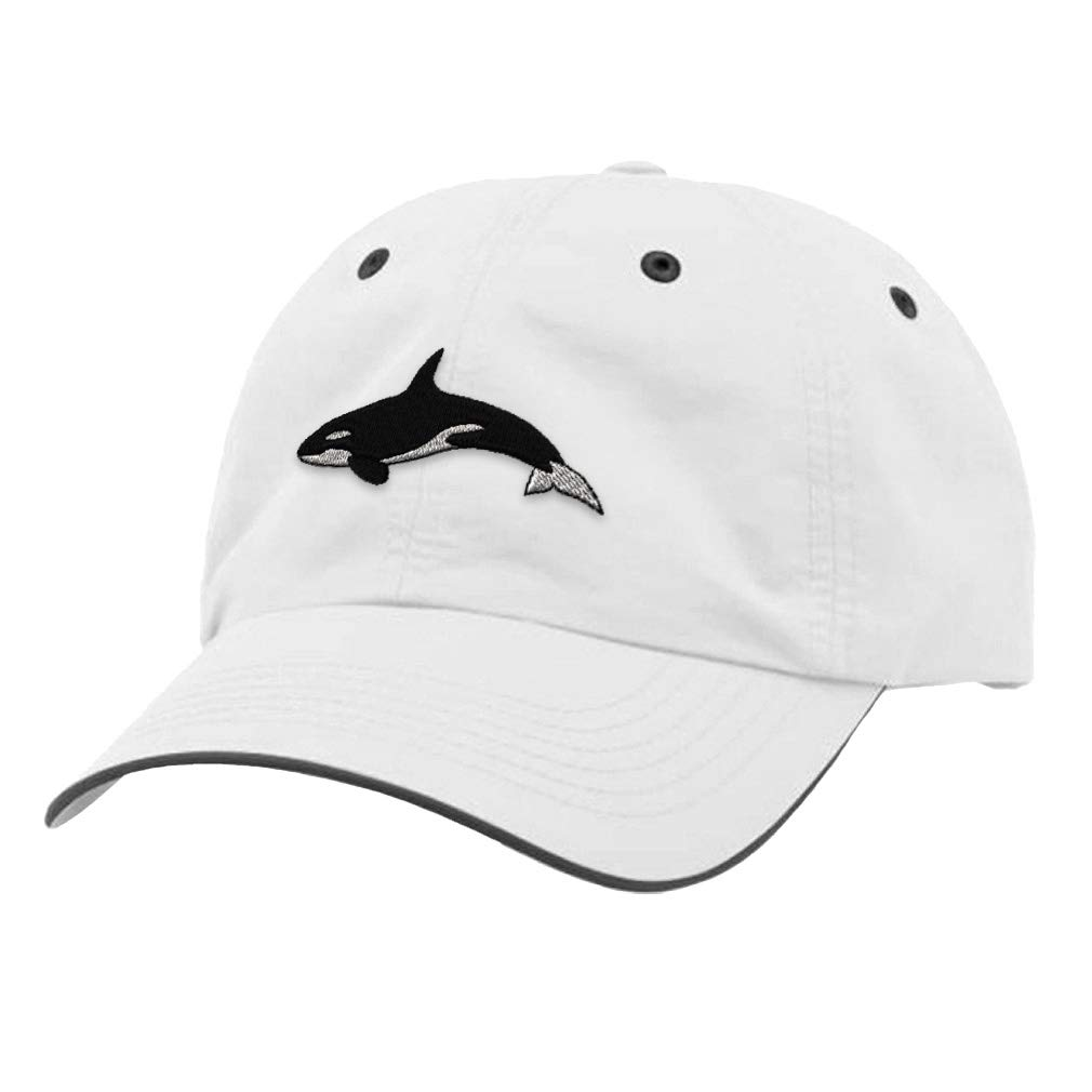 Custom Richardson Running Cap Orca A Embroidery Animal Name Polyester Hat