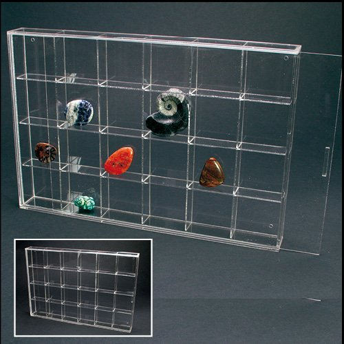 acrylic-glass-display-case-for-rocks-minerals-thimbles-figurines