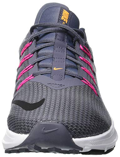 Femme Light Black Nike Running Multicolore Quest Carbon de Orange Chaussures 003 laser nnIHpq4